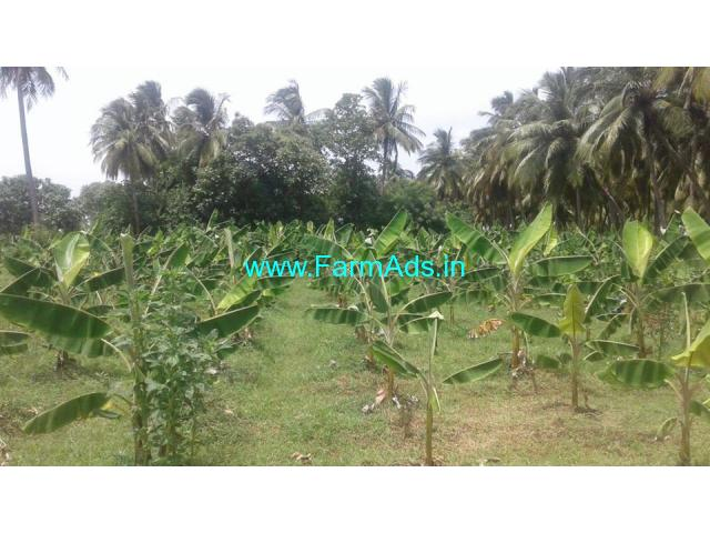 27 Acres Farm Land for sale at Sivagangai