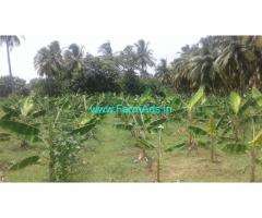 27 Acres Farm Land for sale at Sivagangai
