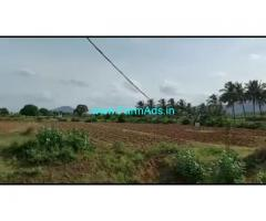 4 Acres Farm Land for sale at Kurubaradoddi, Ajjipura, Hanuru Taluk.
