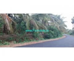3.5 Acres agriculture land sale at N.kondayampalayam, Athani via.