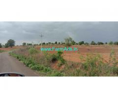 4 Acres BT road facing agriculture land for sale near Tandur, Vikarabad