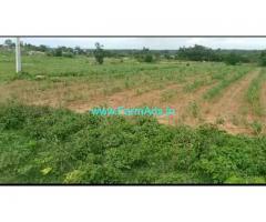 6 Acres agriculture land BT road facing for sale at Pargi , Vikarabad