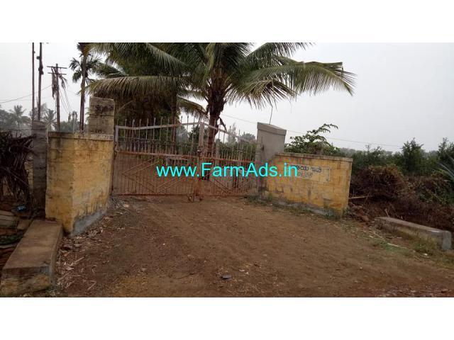 12 Acre Farm Land for Sale Near Hiriyur