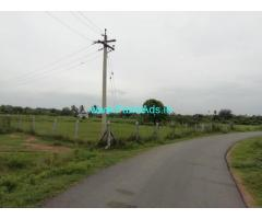 20 Acres Farm land for sale near Thiruvallur.
