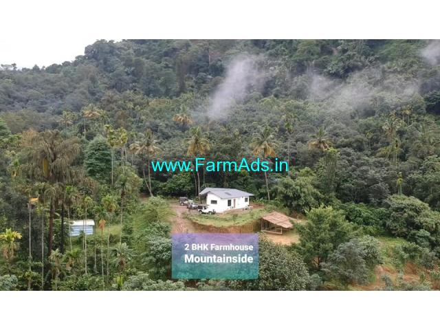2.5 Acre land farmhouse for sale with Pattayam at Anukulam