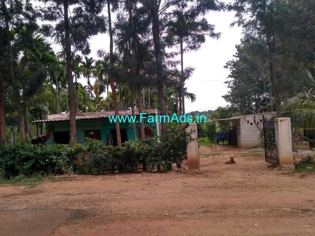 5 acre form house land sale in Doddaballapur. sasalu village.