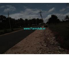 8 acers of agriculture land for sale at Chiknayakanahalli, Tumkur