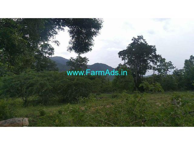 8 acres empty farm land for sale near dindigul