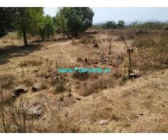 27 Guntha Agriculture Land for Sale Near Varai