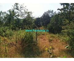 40 Guntha Agriculture Land for Sale Near Bhaliwadi