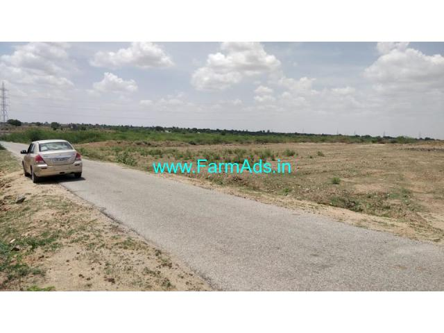 15 acre plain Agriculture farm land for sale in Hiryur Chitradurga