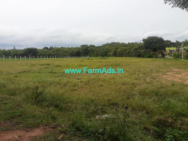 1.30 Aces Agriculture farm Land for sale at Goraghatta, Nelamangala Taluk