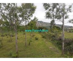 1 Acre Agriculture Land for sale at Madeshwara, Doddabelavangala Hobli