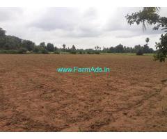 3.8 Acres farm Land for sale at Bommasandra, D palya Hobli, Gauribidnur