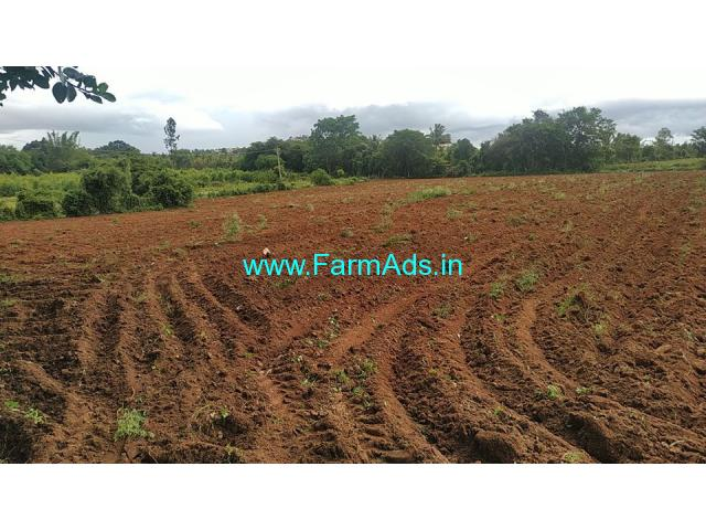 3.20 Acres Agriculture land for sale at Soluru Hobli, Near Nelamangala