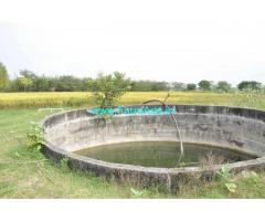 5 Acre Farm land with Farm house Well with free EB at Utthiramerrur