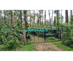 30 acre coffee estate for Sale at Virajpet