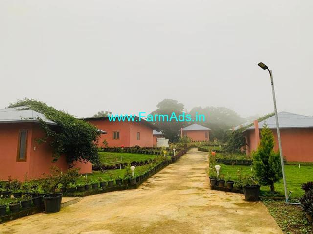 4.65 Acres Resort with Land for Sale at Attapady