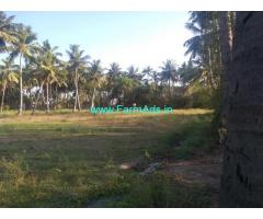 50 Cents Farm Land for Sale Near Walajabad
