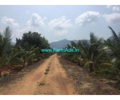 92 Acre Farm Land for Sale Near Theni