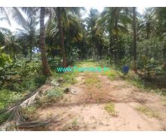 2.70 Acre Farm Land for Sale Near Siruvani