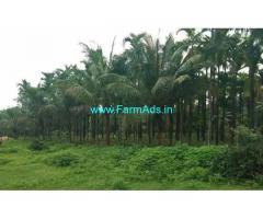 60 Cents Farm Land for Sale Near Moodabidri