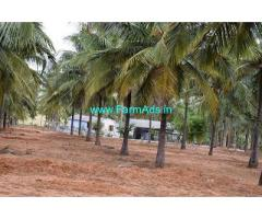 1.72 Acre Farm Land for Sale Near Udumalpet