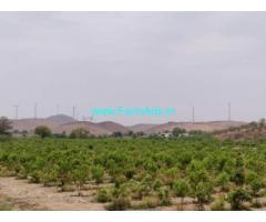 85 Acres agriculture land for sale in Penukonda,KIA Motors