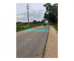 30 Gunta Farm Land for Sale Near Thubinakere industrial area