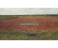 17 Acre Farm Land for Sale Near Hiriyur