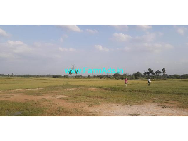 4 Acre Farm Land for Sale Near Walajabad