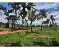 14.14 Acre Farm Land for Sale Near Doddaballapura