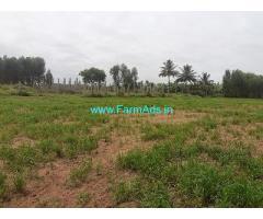 2 Acre Farm Land for Sale Near Mandibyadarahalli
