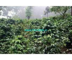 220 Acres Coffee Estate for Sale at Coorg