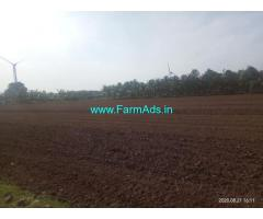 1 Acre of Agriculture Land for Sale near Udumalpet