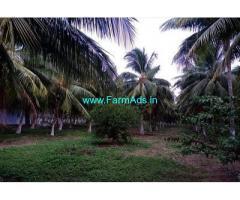 11 Acres of Coconut Farm for Sale in Udumalapet