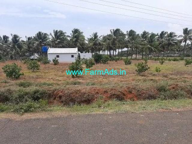 5.5 Acre Farm Land for Sale Near Pethappampatti