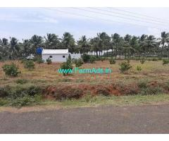 5.5 Acre Farm Land for Sale Near Pethappampatti