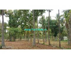 4.10 Acres For Agriculture Land For Sale At Mandya
