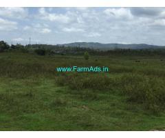 15 Acre Farm Land for Sale Near Mudigere
