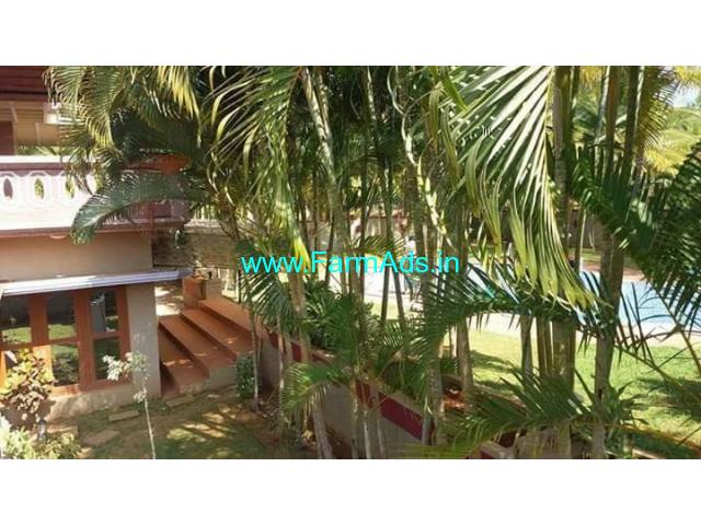 3 Acre Farm House for Sale Near Makali Durga