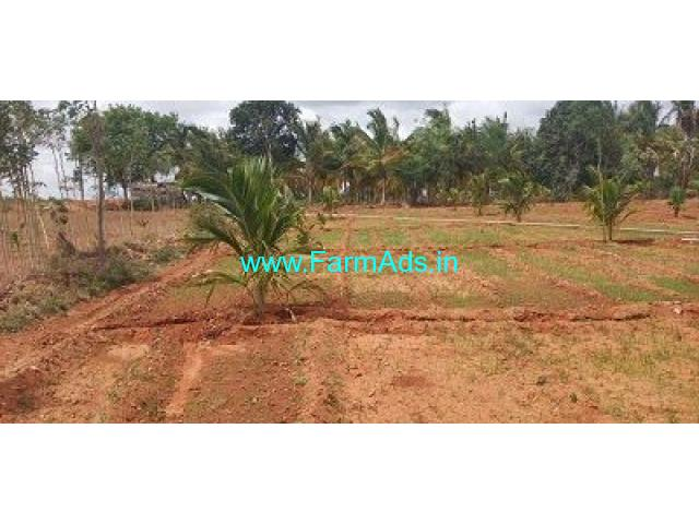 8.13 Acre Land for Sale Near Hiriyur