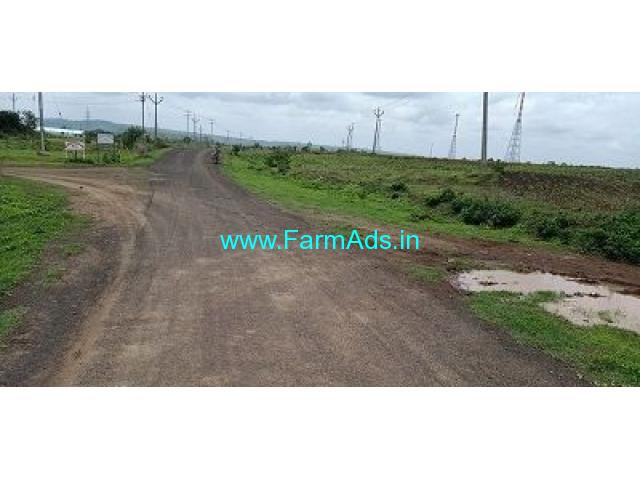 4.18 Acres Of Agriculture Land For Sale At Shadnagar