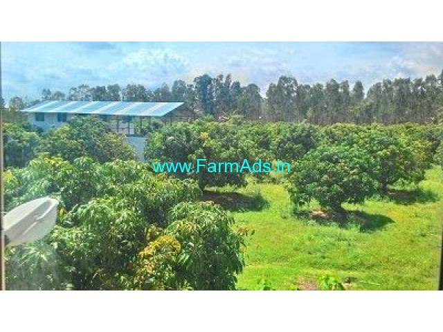 28 Acres of Farmland For Sale at Nelamangala, 40 km From Bangalore.