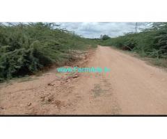 3 Acres Farm Land For Sale At Hiriyur, Near Shivapura Gate