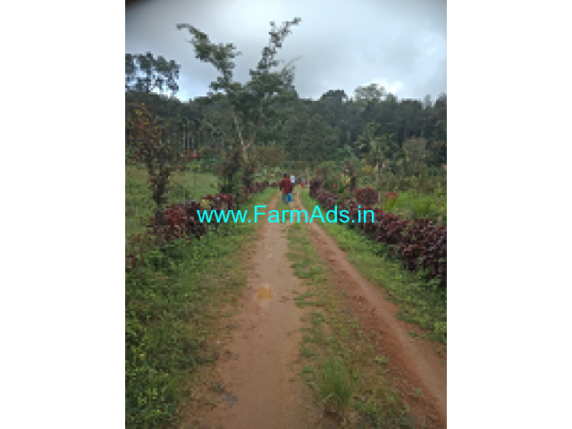 58 Acre Coffee Estate for Sale in Virajpete