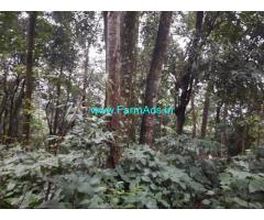 Agriculture land for sale in Madikeri