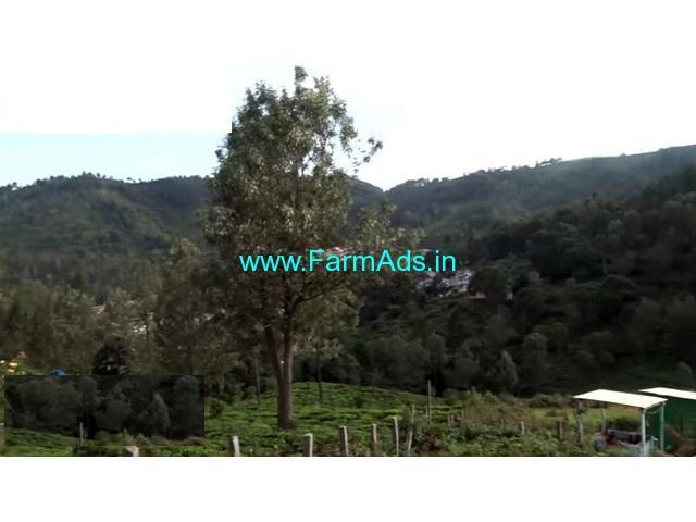 2.50 Acre Land For Sale at Ooty - Nerkombai. Nilgiris