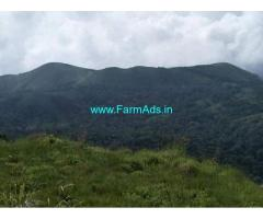 10 Acre Coffee Land for Sale Near Chikmagalur