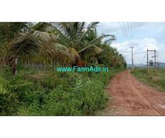 4 Acre Farm Land for Sale Near Hiriyur,VVS Dam